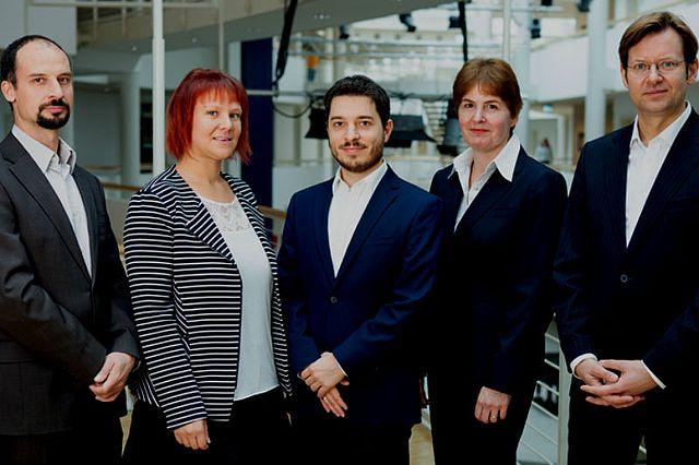 Das Team des WIFU-Lehrstuhls Lehrstuhl für Organisation und Entwicklung von Unternehmerfamilien