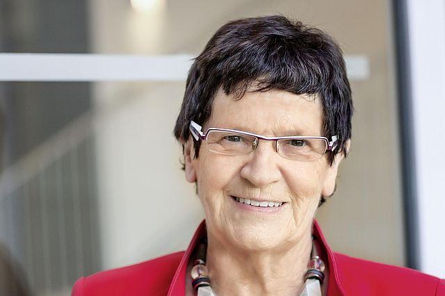 Prof. Dr. Dr. h.c. mult. Rita Süssmuth