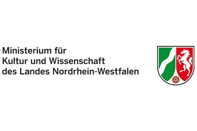 Logo des Ministeriums für Innovation, Wissenschaft und Forschung des Landes NRW
