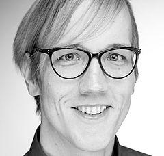 Björn Taubitz, Student im Master-Studiengang Pflegewissenschaft Master of Science