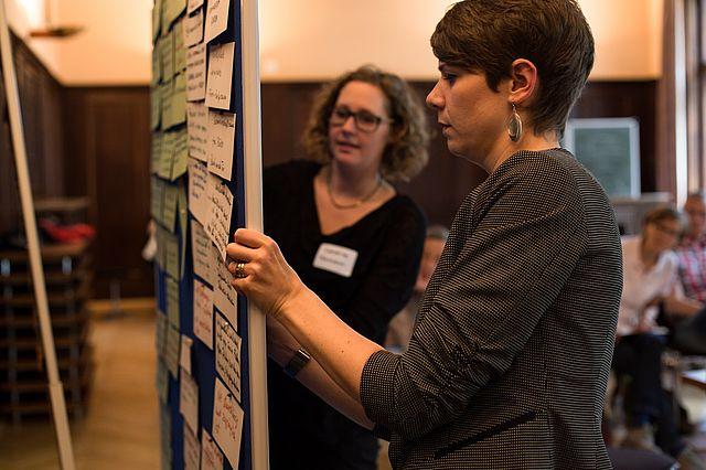 Praxisbezogene Veranstaltung im Department für Pflegewissenschaft