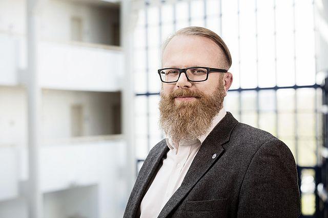 UW/H-Vizepräsident Prof. Dr. Jan Ehlers