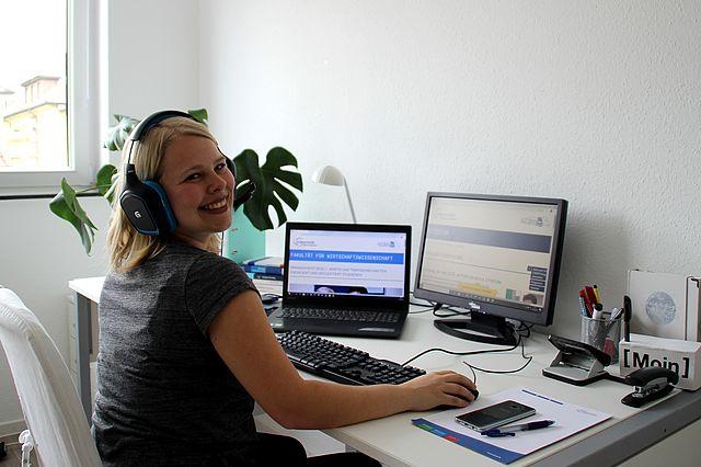 Online-Studium an der UW/H