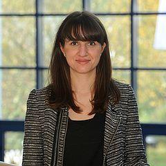 Franziska Jagoda, Absolventin im Master-Studiengang Pflegewissenschaft Master of Science und Doktorandin an der Uni Witten/Herdecke