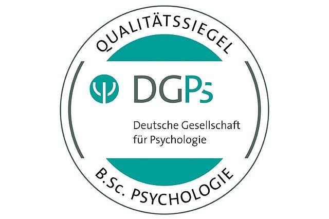 Logo der Deutschen Gesellschaft für Psychologie