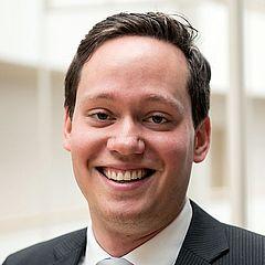 Raphael Landua, Alumnus PPE - Wissenschaftlicher Mitarbeiter im Büro eines Bundestagsabgeordneten in Berlin