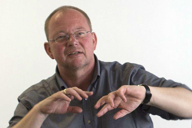 Claus Volkenandt, Professor für Kunstwissenschaft