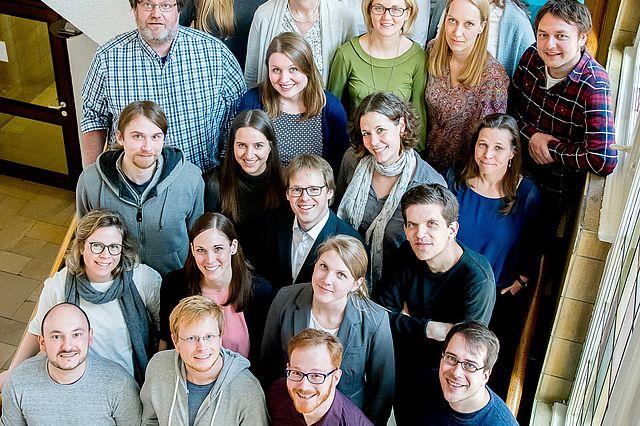 Mitarbeiterinnen und Mitarbeiter des DZNE Witten (SA0311)