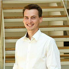 Domenik Treß, Assistent des Präsidiums