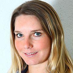 Christina Weber, Studentin Pflegewissenschaft Master of Science