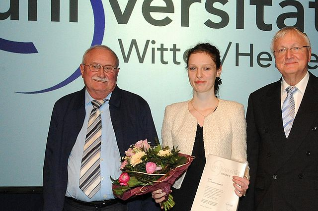 (vlnr) Prof. Dr. Wolfgang Arnold, Dr. Beatrice Baatsch, Dr. Arnold Paul
