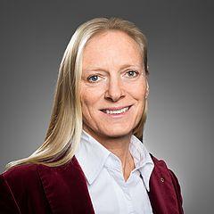 Birgitta Wolff, Präsidentin der Goethe-Universität Frankfurt/Main