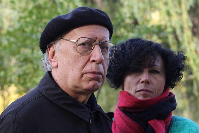 Walentin Sylwestrow und Inna Galatenko (Foto: Mariya Kautz)