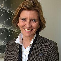 Management studieren in Witten: Stephanie Hueck, Geschäftsführende Gesellschafterin, Gerhardi Alutechnik
