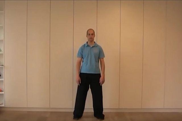 Qi Gong Übung zur Studie Teil 1