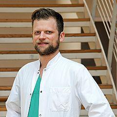 Dr. Korbinian Benz , MHBA