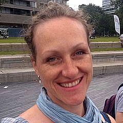 Marika Widmann, Studentin Pflegewissenschaft Master of Science