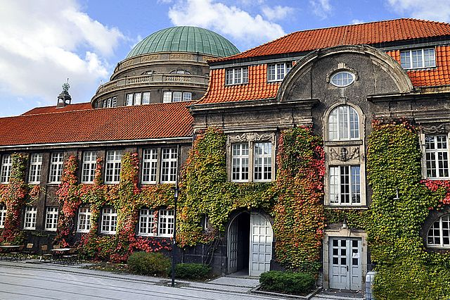 Wissenschaftliche Kommission Organisation - Event location 2017 (Hamburg)
