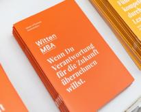 Witten MBA Abbildung Broschüre