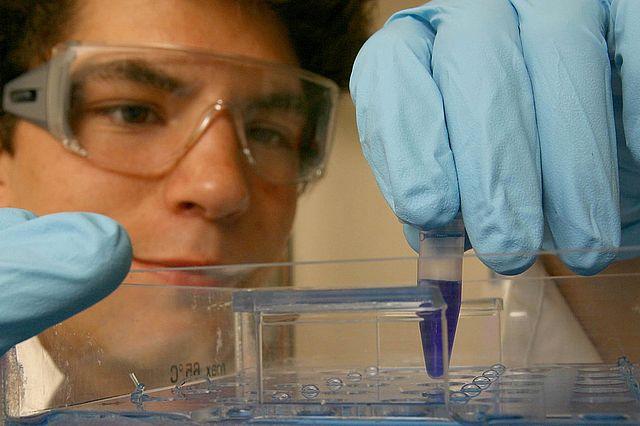 Ein neues Verfahren könnte die Diagnostik bei Prostatakrebs deutlich erleichtern.