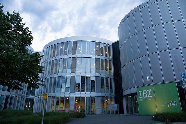 Gebäude ZBZ