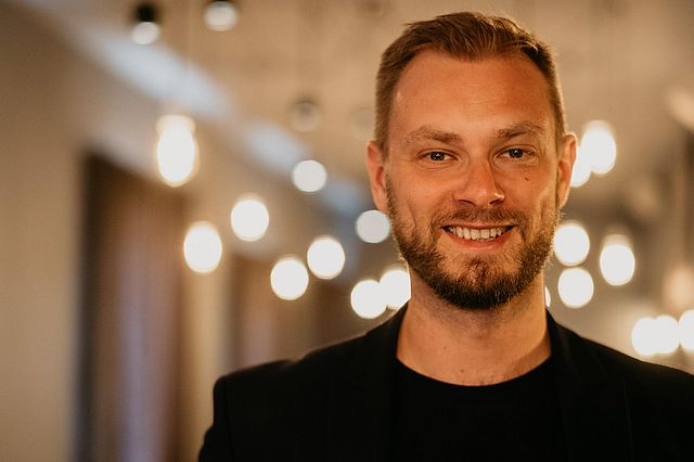 Johann Jakob Wulf (Foto: Martin Holzner)