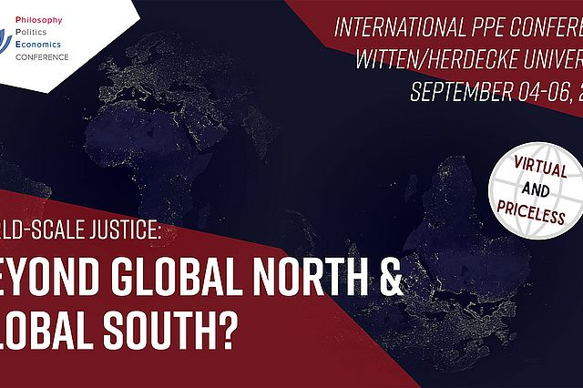 PPE Conference 2020 Beyond Global North and Global South