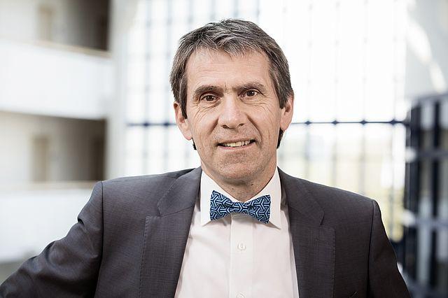 President Prof. Dr. Martin Butzlaff