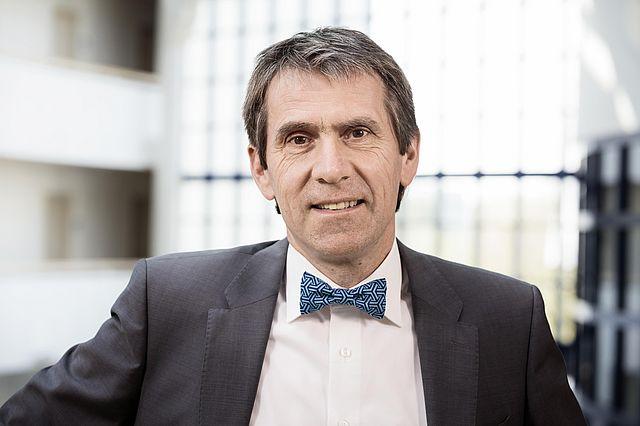 UW/H-Präsident Prof. Dr. Martin Butzlaff