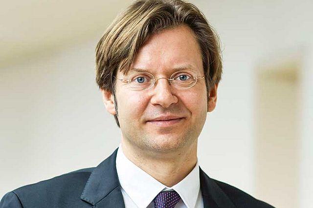 Prof. Dr. Heiko Kleve, Inhaber des WIFU-Lehrstuhls für Organisation und Entwicklung von Unternehmerfamilien