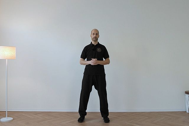 Qi Gong Lehrer Tobias Puntke