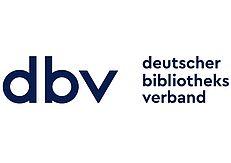 Das Bild zeigt das Logo des Deutschen Bibliotheksverbands