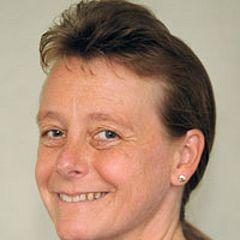 Dr.med.dent. Ute Gerhards, Leiterin des Integrierten Kurses (Zahn-, Mund- und Kieferheilkunde)