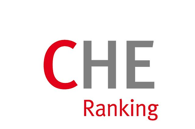 Logo des CHE Rankings