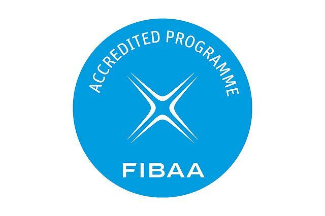 fibaa Programmakkreditier und Logo