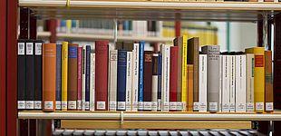 """Die """"alte"""" Bibliothek der UW/H"""