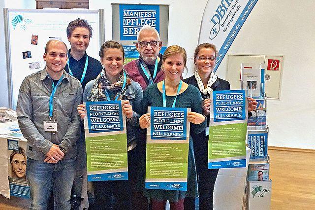 Praxisprojekt Refugee Health Nursing