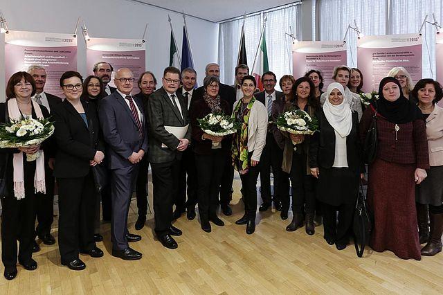 NRW Gesundheitspreis 2015 / Foto: Jardai