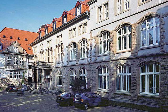 Ansicht des Gebäudes Stockumer Straße
