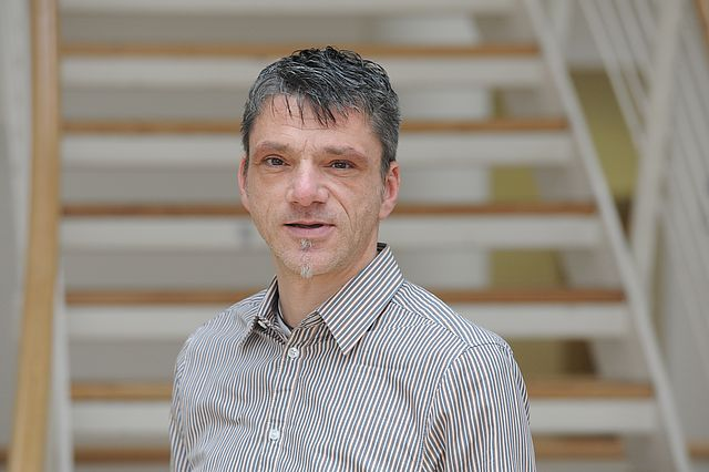 Helmut Budroni, Wissenschaftlicher Mitarbeiter am Department für Pflegewissenschaft
