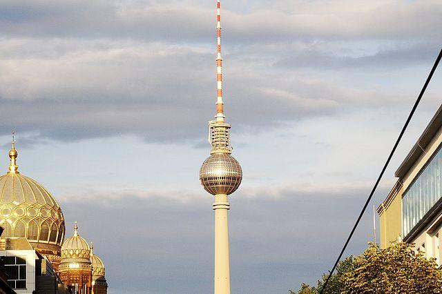 Bei der Stadtrundfahrt hatten wir eine tolle Aussicht auf viele Berliner Sehenswürdigkeiten.