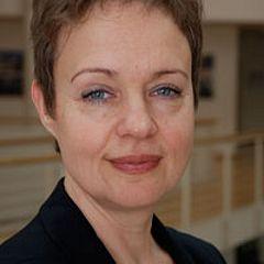 Iris Koch, Leiterin der UW/H-Bibliothek