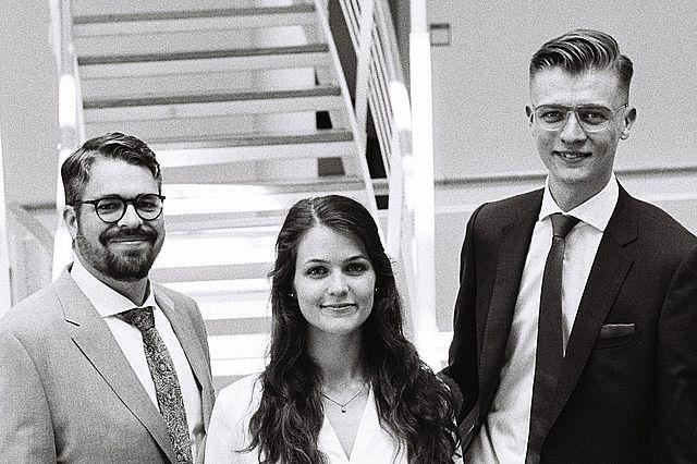 Team des Kongress für Familienunternehmen Foto: Philipp Wente