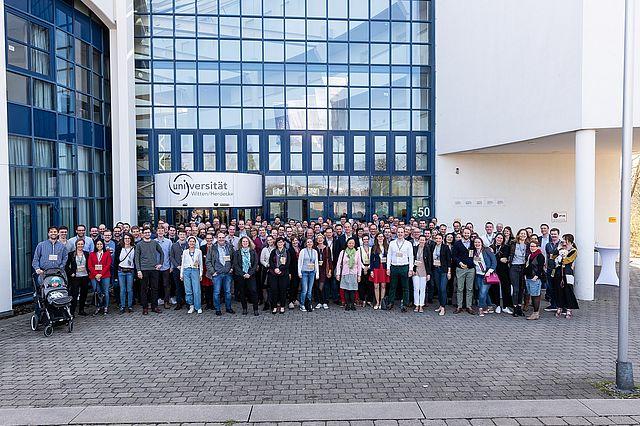 Alumnitreffen der UW/H 2019