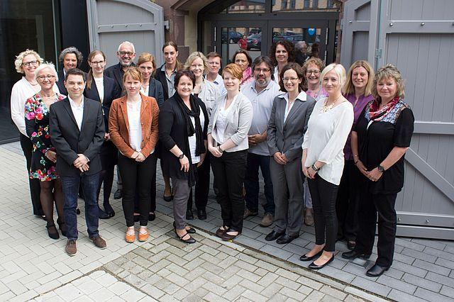 Alle Mitglieder des kooperativen Forschungskollegs FamiLe