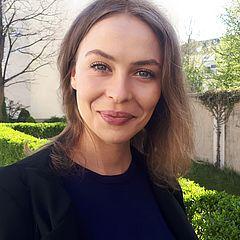 Theresa Siegler, Studentin im Master-Studiengang Pflegewissenschaft Master of Science