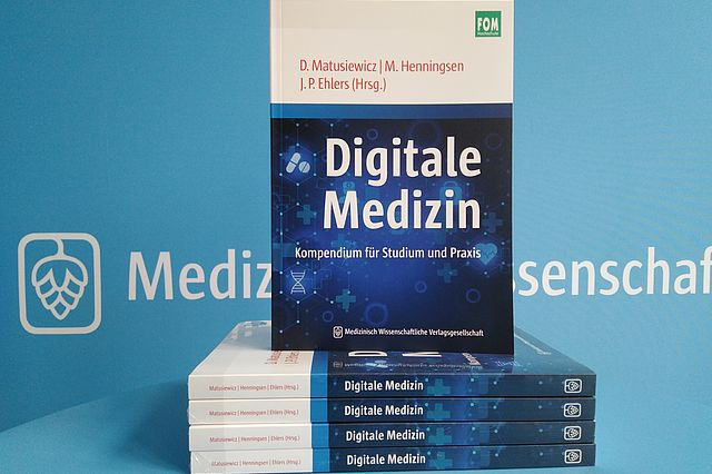 Buch-Cover Digitale Medizin