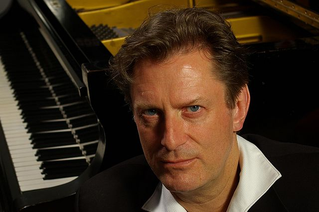 Helge Antoni. Foto: Malcolm Crowthers