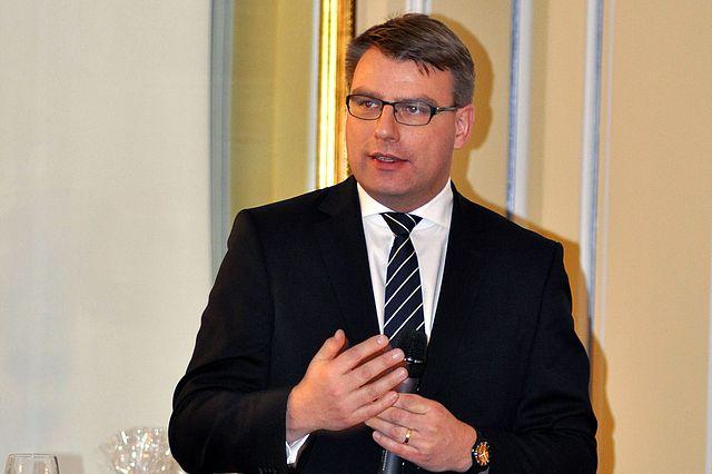 RMI-Direktor Prof. Möllering bei der EGA-Jahrestagung 2017