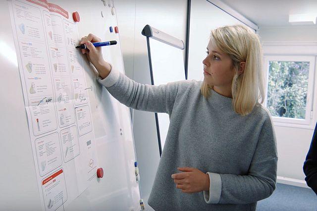 Management studieren in Witten: Studierende erzählen, was Sie am Management-Bachelor interessant finden und geben Infos zum Standort der Hochschule